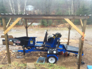 Firewood processor for rent or for sale!!!
