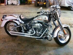 Screaming Eagle CVO Fat Boy
