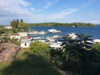 RV SITE AVAILABLE - ROCKPORT, THOUSAND ISLAND