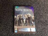 bbc life story dvd