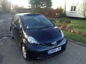 Toyota Aygo 1.0L, 2006, 2 Owners, FSH, Low Miles, £2295