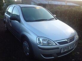 Vauxhall Corsa life CDTI 5Door hatch