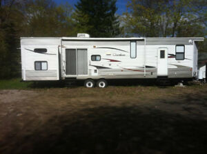 PARK TRAILER BY FOREST RIVER, $17,000