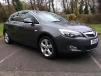 Vauxhall Astra 1.4i 16v VVT ( 100ps ) 1364cc 2011.5MY SRi Cheap Family 5Door Car