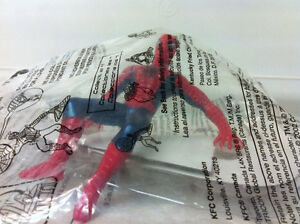 Spiderman Sealed Toy