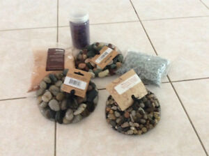 Beautiful nature stone,/accent gravel,sand for Centerpeice deco