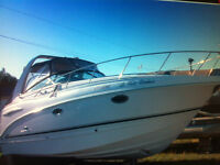 Chaparral 290 Signature 2004 with bow thruster