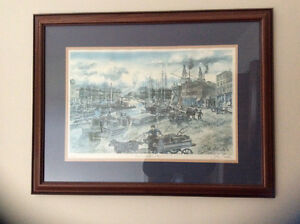 Reduced price : Ray Butler Framed  Prints