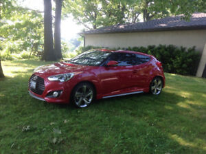 2013 Hyundai Veloster Turbo Mint Condition