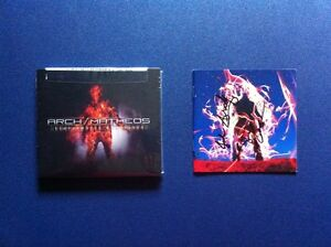 Arch/Matheos Sympathetic Resonance METAL CD NEW + SIGNED BOOKLET