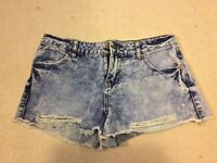 New Look Hotpant Size 10