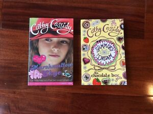 Authors: Cassidy and Carter bundle