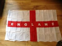 Large 5ft by 3ft England flag