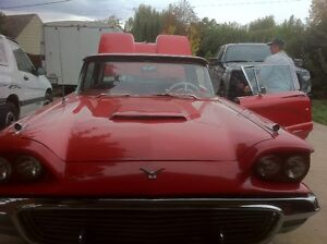 1959 Ford Thunderbird Sedan