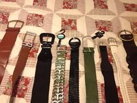 9 ladies belts