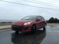 2011 Mazda Mazda3 GX Sedan 35 000 km only
