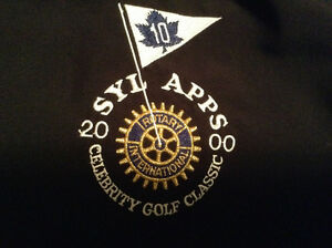 SYL APPS GOLF CLASSIC JACKET Kitchener / Waterloo Kitchener Area image 2
