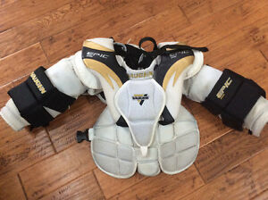Vaughn Epic 8400 Goalie Chest Arms Protector