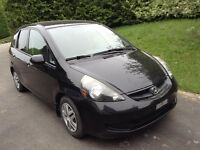2008 Honda Fit Autre