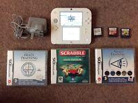 Nintendo 2DS + 7 games