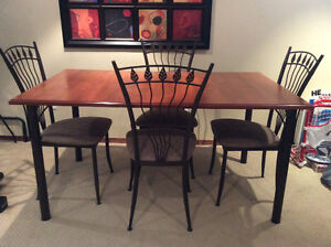 Amisco Table and Chairs $ 150 OBO