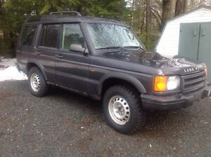 2000 Land Rover Discovery 2
