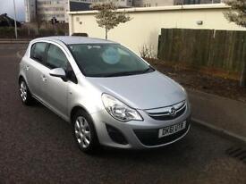 Vauxhall/Opel Corsa 1.2i 16v ( 85PS ) 2011MY Exclusiv