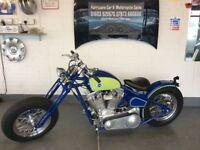 At Hurricane Part X Welcome New Build 1450cc Revtech Bobber Not Harley Chopper Chop