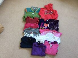 Bundle of toddler girls clothes age 12-24 months