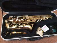 Alto Saxophone Earlham Pro II