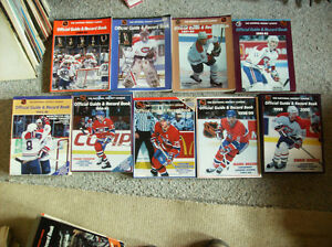 NHL OFFICIAL GUIDE AND RECORD BOOKS Cornwall Ontario image 2