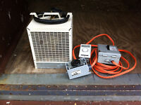 Shop Heater with Thermostat