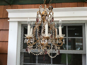 Antique Chandelier