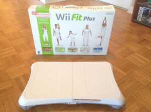 Nintendo Balance Board Controller ONLY For Wii Fit Plus.