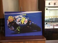 ROSSI (motogp) the doctor canvas picture