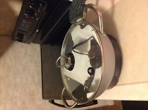 Various small appliances nearly new all in working condition