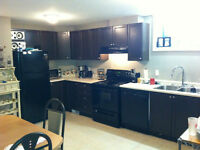 Spacious 2 Bedroom Basement Apartment available August 1st