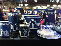 KERRISDALE ANTIQUES FAIR - Sat & Sun - APRIL 18 & 19 - 10am-5pm