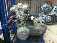 1982 Kawasaki KZ750H Engine for parts