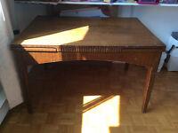 Table en bois pour enfants