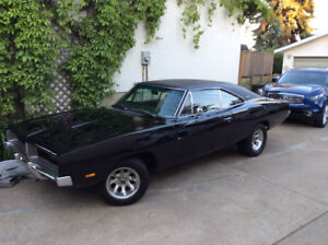 1969 Dodge Charger  BB Rock Solid  Babied for the past 20 years