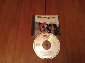 DISQUE CD MUSIQUE THE POINTER SISTERS