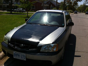 2001 Hyundai Accent LT SUV, Crossover