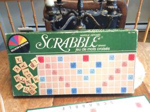 SCRABBLE mots croisés an 1983 +AUTRES jeux ann no 436431506