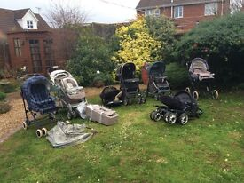 Pushchairs/Strollers..cheap to clear