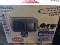 CCTV camera set brand new