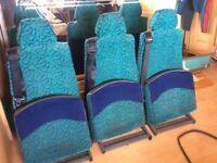 Man shed seats