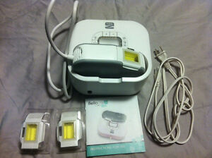 Home laser hair removal kit