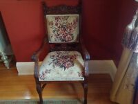 5 dining room chairs