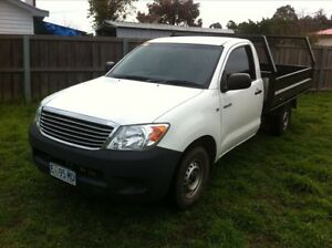 Toyota Hilux Flat Tray 2005! Warrane Clarence Area Preview